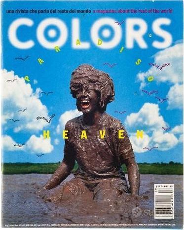 COLORS Rivista Magazine Sett.-Nov.1995 Speciale