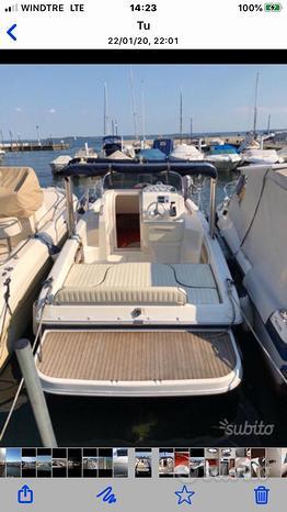 Barca Terminal Boat 24 Freetime wa