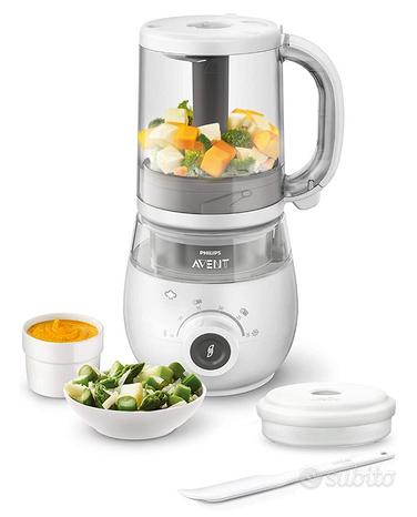 Philips AVENT EasyPappa Plus 4in1 Cuocipappa