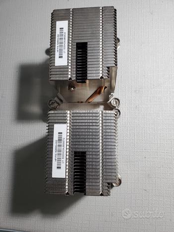 N.2 hp 628553-002 cpu dissipatore 6200 6300 8200