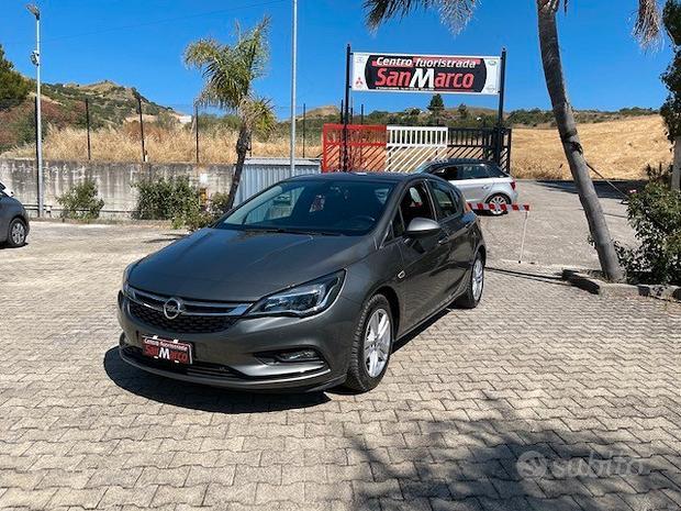 Opel astra anno 2018 1.6 cdti 110 cv berlina