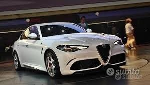 Alfa Romeo Giulia ricambi c1186
