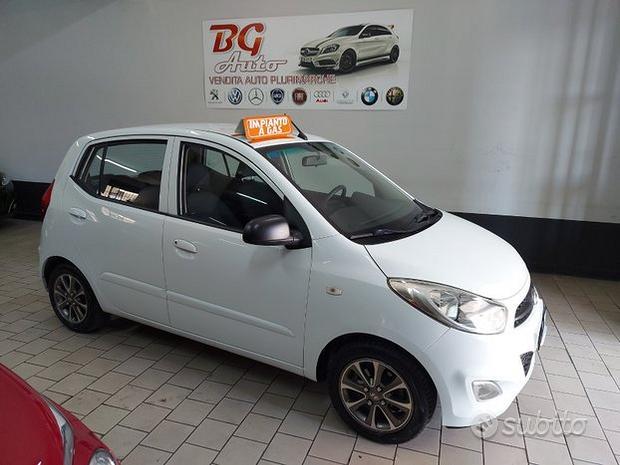 Hyundai i10 unico prop 1.1 gpl 2011 opt