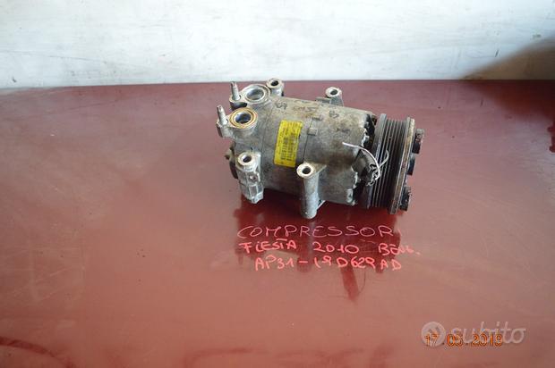 Compressore ford fiesta;accent;atos;juke;qashqai;