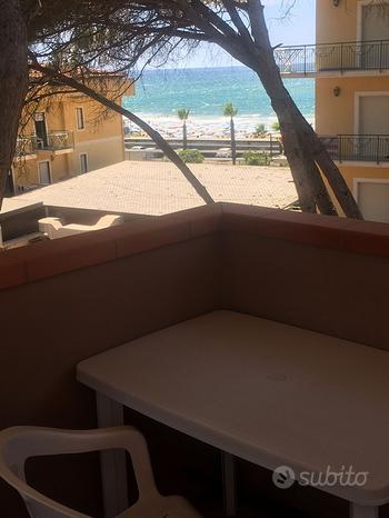 Casa vacanza al mare max 4 persone da settembre