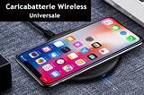 Caricabatterie Wireless per Smartphone