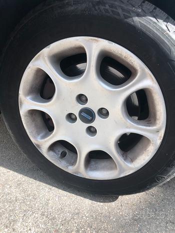 Cerchi in lega 15 Fiat