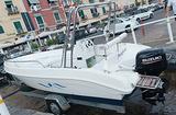 Barca artian 20 motore senza patente