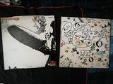 LP vinile Led Zeppelin I e III prima edizione