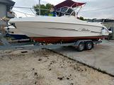 Barca Bluline 23 deck 250