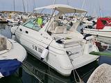 Jeanneau ferretti yarding yacht 27
