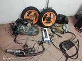 Ricambi meccanici Derbi Predator LC anno 2000