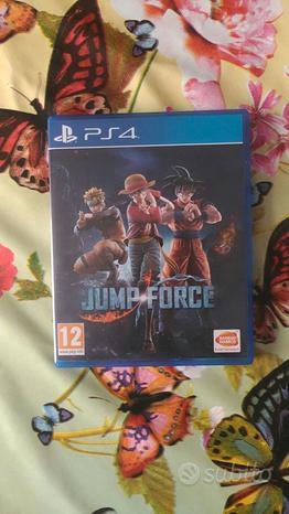 Videogioco Jump Force per PlayStation 4 nuovo