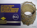 Kit dischi frizione guarniti honda transalp 600
