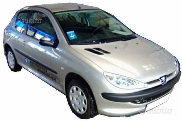 Peugeot 206 dal 1998 al 2009 Ricambi ed accessori