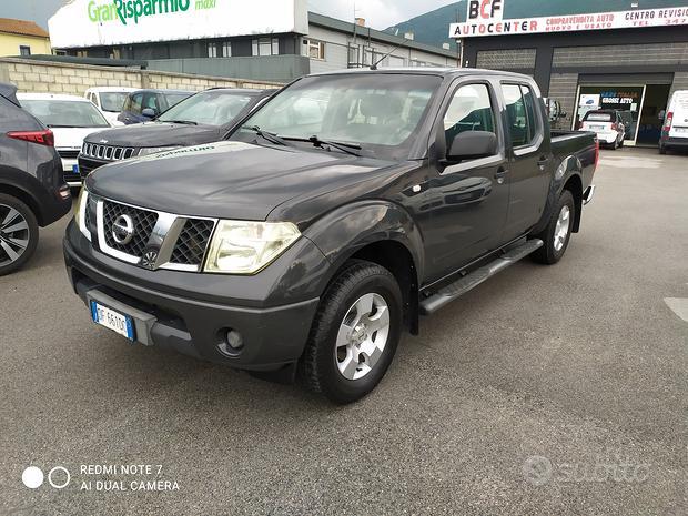 Nissan navara - 2007 pick UP-