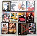 Lotto film 25 DVD blu ray / rari edizioni speciali