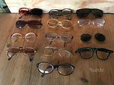 Occhiali uomo donna lente vintage lunette