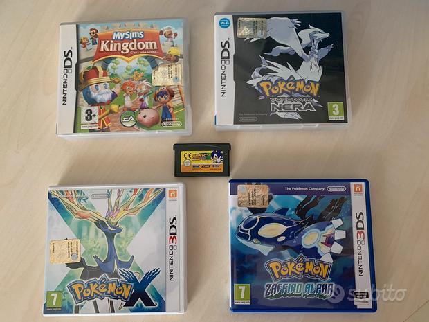 Giochi Nintendo DS/3DS/GBA/GAME BOY