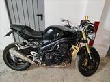 Speed Triple 1050 nero / oro