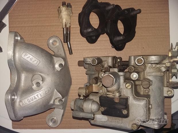 Elaborazione Fiat 500 Collettore + Carburatore 40