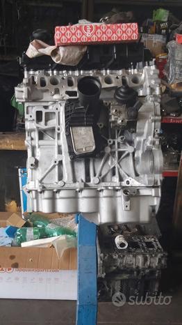 Motore km0 semicompleto Mini 2.0D N47C20A/C