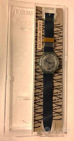 Scuba 200 Swatch vintage anni '90