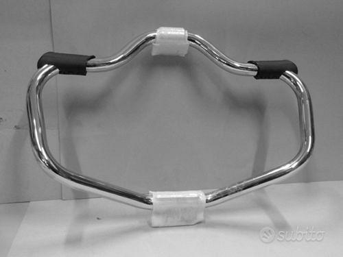 Paramotore para motore engine guard mustache harle