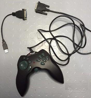Gamepad Trust Sight Fighter Digital Plus USB