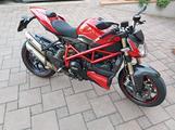 Ducati Streetfigher 848