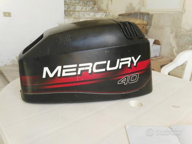 Capote x motore f.b. mercury 40 cv 2t