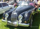 Capote Jaguar XK 150 Roadster (58-60)