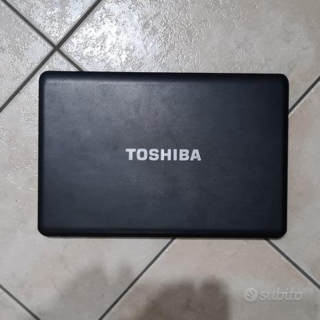 Notebook Toshiba Satellite pro C660-2FW