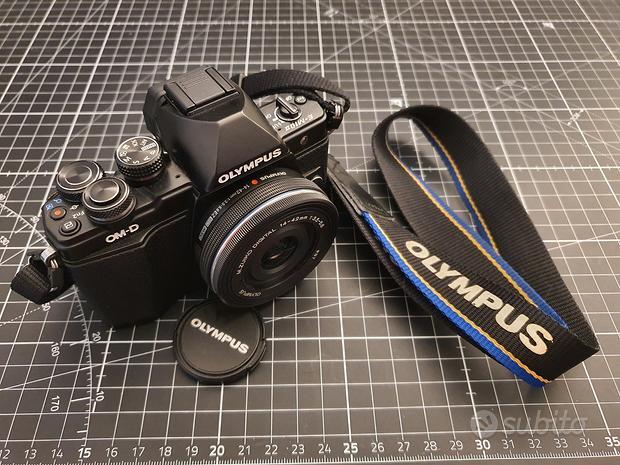 Olympus OMD EM10 Mark II + 14-42 1:3.5-5.6
