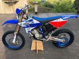 Yamaha yz 125 enduro/motard
