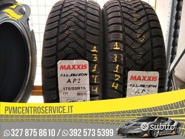 Gomme Nuove 175 55 15 Maxxis 13174