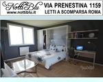 Letto a Scomparsa Matrimoniale VE168 V. PRENESTINA