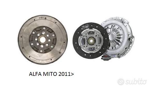 KIT FRIZIONE + VOLANO LUK ALFA MITO 86-105CV 2011>