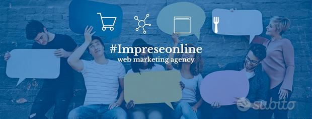 Web marketing e social media manager