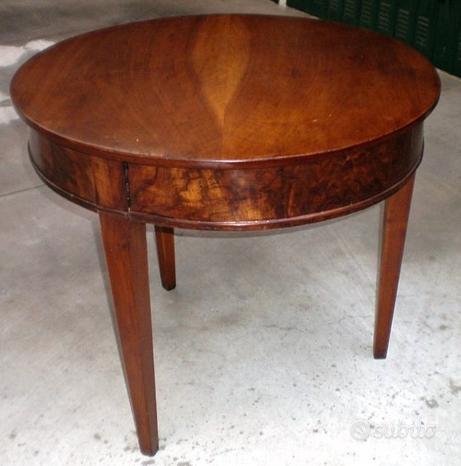 Antico tavolo Direttorio Impero