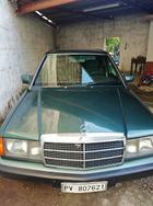Mercedes 190 - 1992