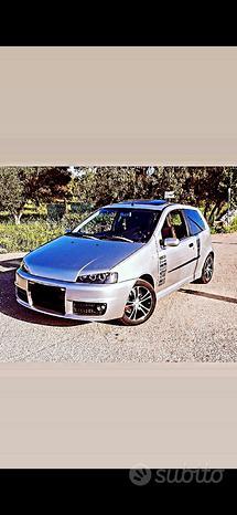 Fiat puntomk2 sporting tuning