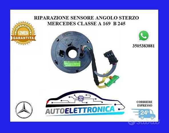 Riparazione Sensore Angolo Sterzo Mercedes Classe