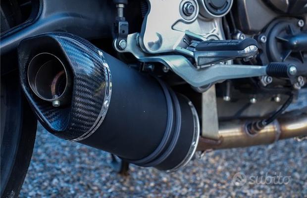 Special Titanium Black Yamaha Tracer 700