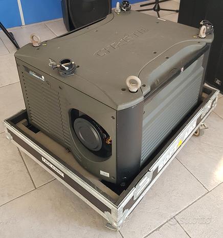 Videoproiettore professionale CHRISTIE S+16k