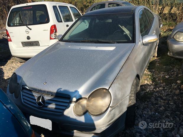 Mercedes Classe C Sport/Coupè 220 CDI 142cv (2001)