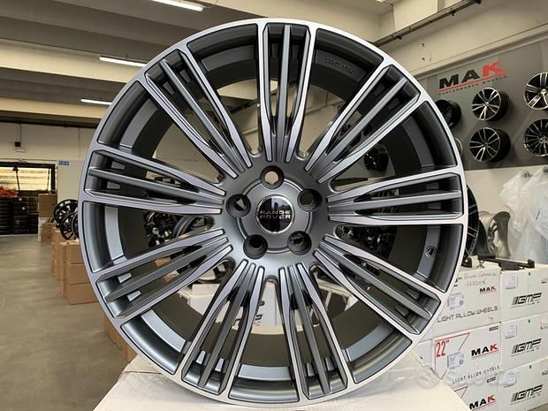 Cerchi Range Rover raggio 20 NUOVI cod.498230