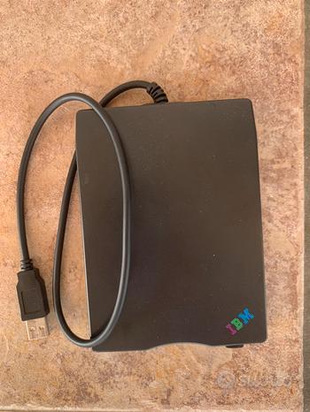 Floppy disk esterno IBM