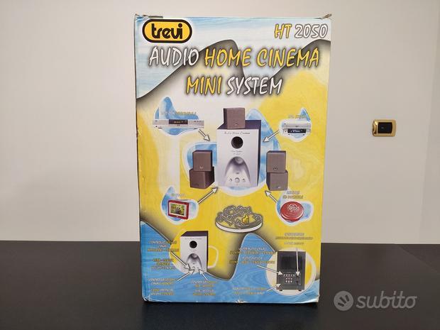 Trevi HT 2050 Audio Home Cinema Mini System 5.1