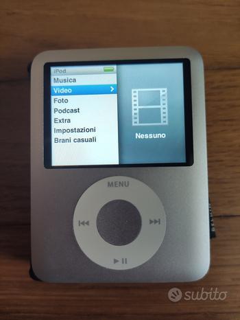 Apple iPod nano terza generazione